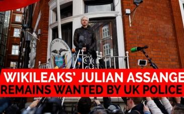Wikileaks Julian Assange remains wanted by UK police despite dropped rape investigation by Sweden