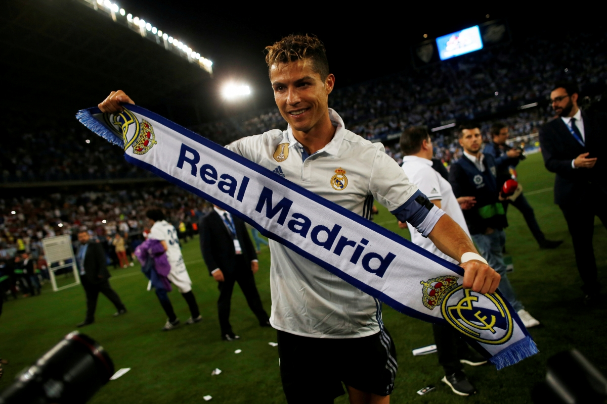 Image Result For Malaga Vs Real Madrid