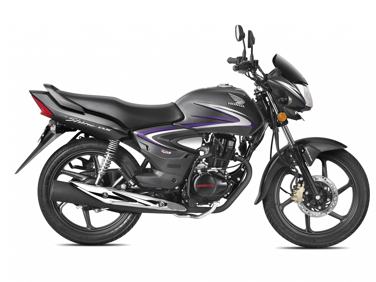 Honda CB Shine crosses 1 lakh unit sales in a single month
