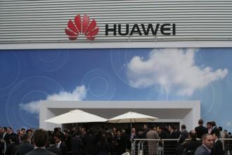 Chinese smartphone brand Huawei