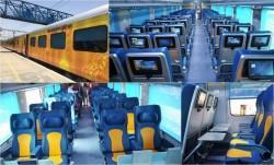 Tejas Express, Indian Railway