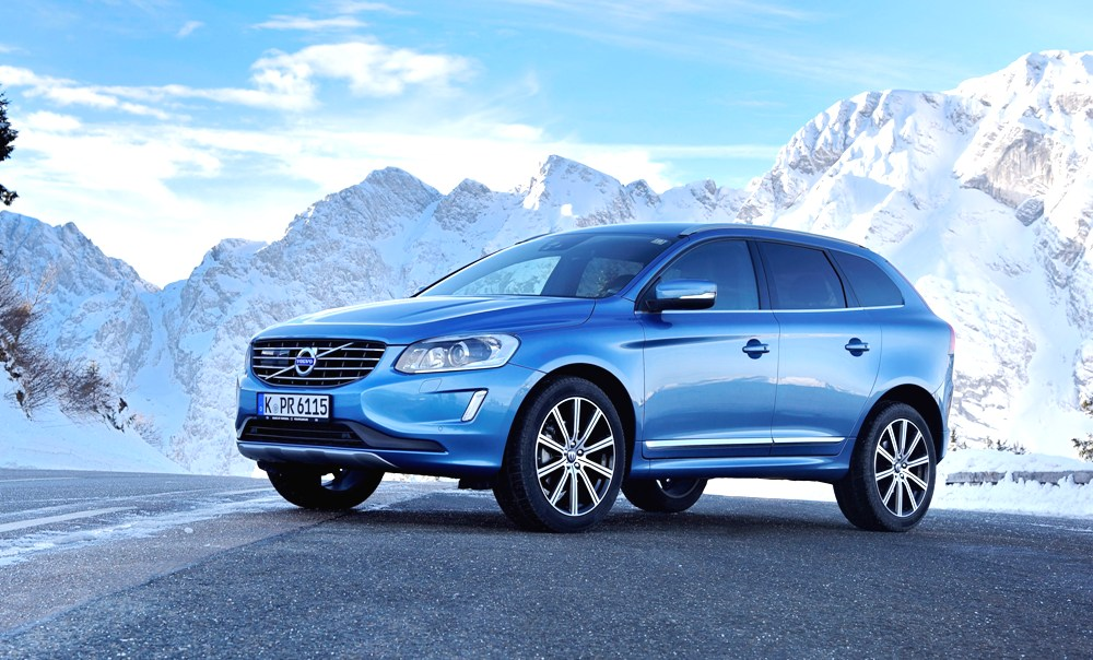 2017 Volvo Xc60 To Be Launched In September India To Get Top Spec Inscription Trim Only