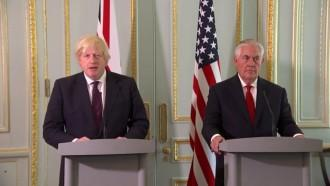 Rex Tillerson: US takes full responsibility for Manchester attack leaks