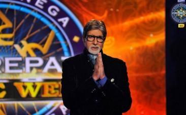 KBC 9, Amitabh Bachchan