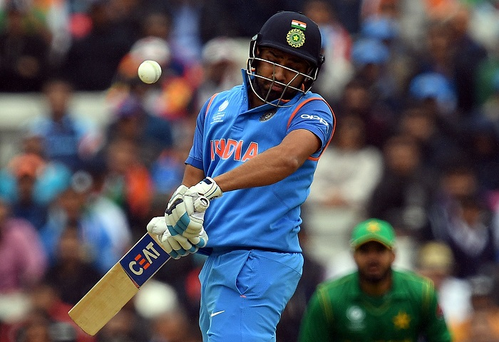 India vs Pakistan: Did Rohit Sharma's 91 in CT 2017 match help or hamper India? - International Business Times, India Edition
