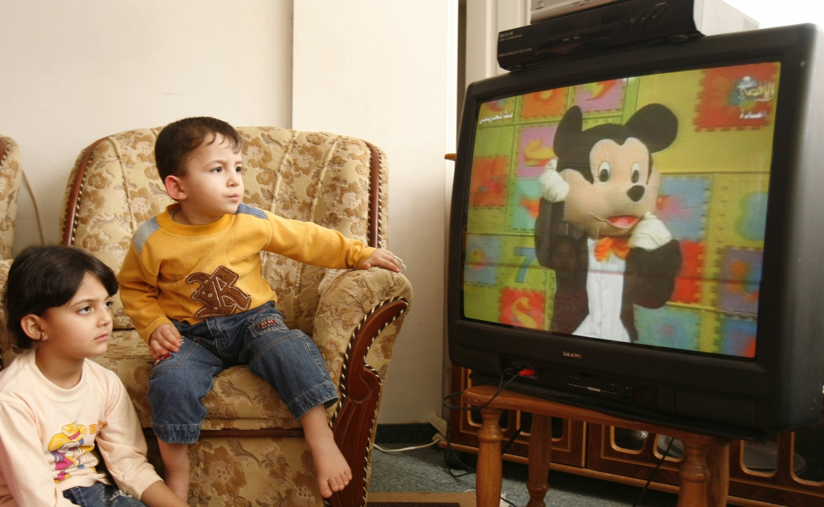 Is your child battling obesity? The television in their ...