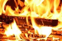 Pregnant woman set on fire