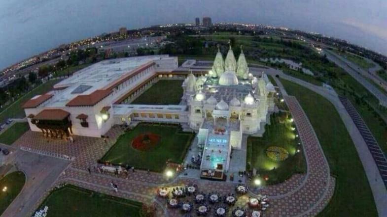 New Jersey's Venkateswara Temple is world's largest Hindu temple