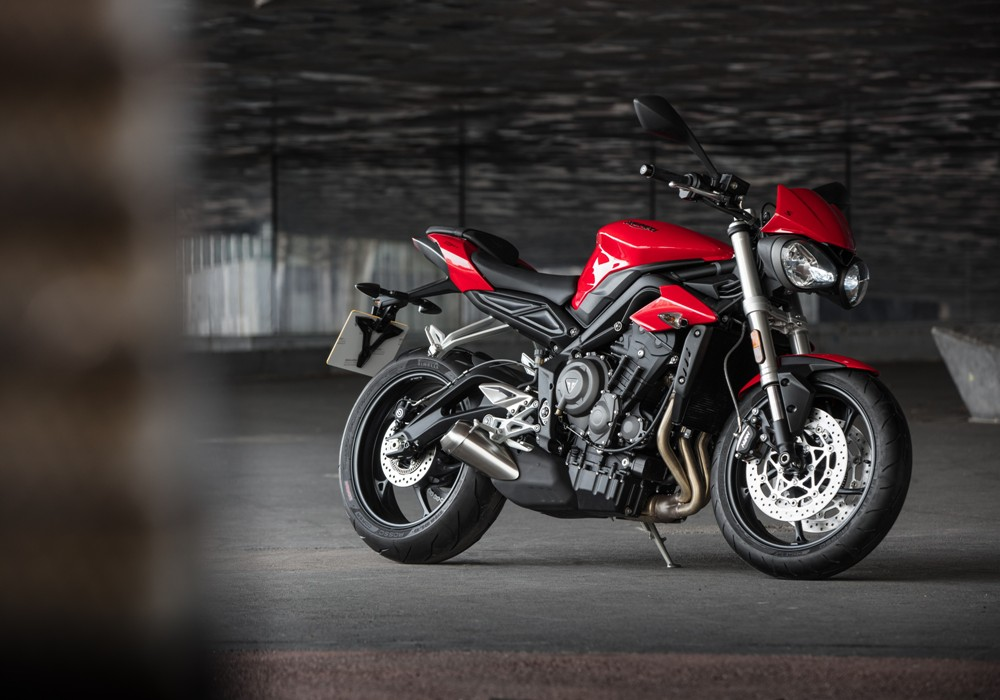 2017 triumph street triple teased ahead of india launch on june 12. Black Bedroom Furniture Sets. Home Design Ideas