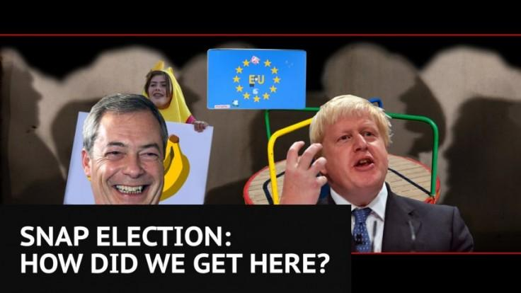 UK election: How did we get here?