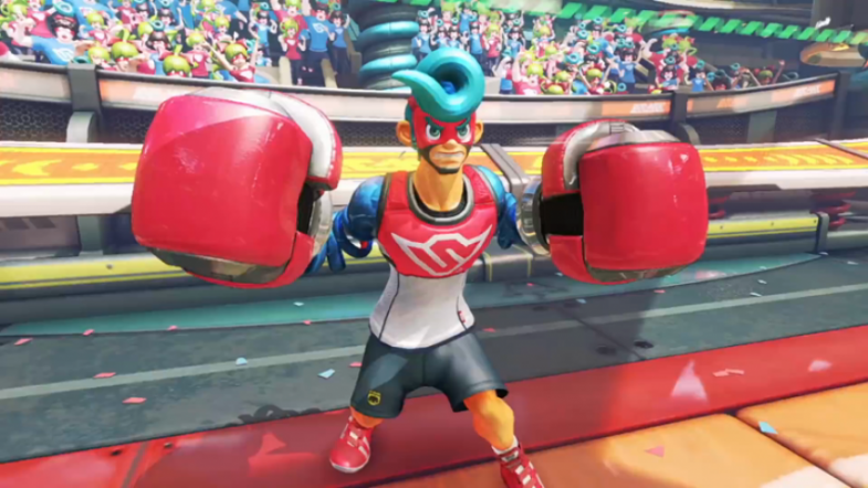 Arms: Nintendo Switch event announcement trailer