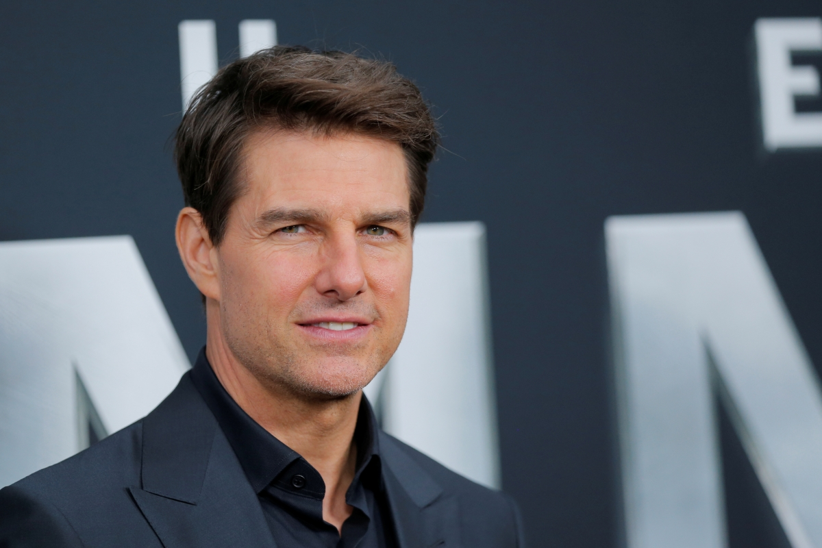From Bible reading to b**w jobs, Tom Cruise's memoir ... Tom Cruise