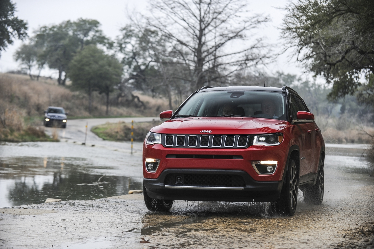2017 jeep compass india launch by june 17. Black Bedroom Furniture Sets. Home Design Ideas