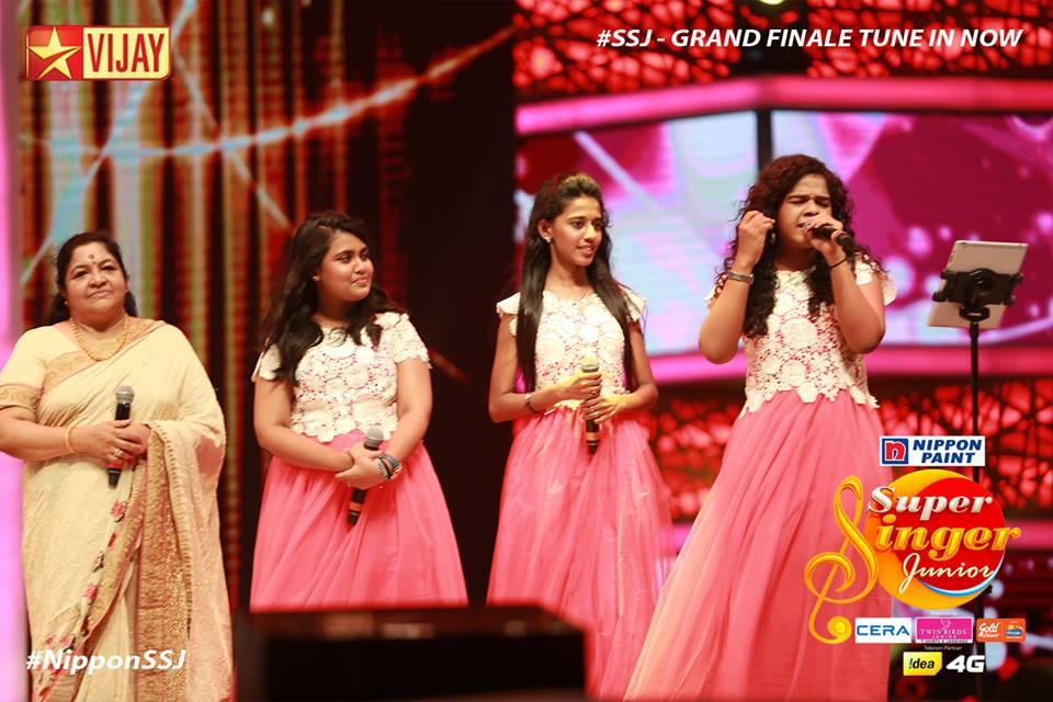 Airtel Super Singer Junior 3 – Vijay TV 2011 hits