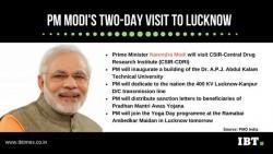Modi in Lucknow