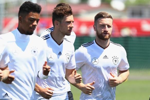 Germany vs Chile, Confederations Cup 2017, Confederations Cup, Alexis Sanchez, Arturo Vidal, Julian Draxler, Lars Stindl