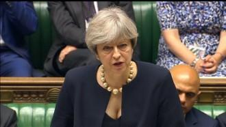 Theresa May says combustible cladding used on other buildings