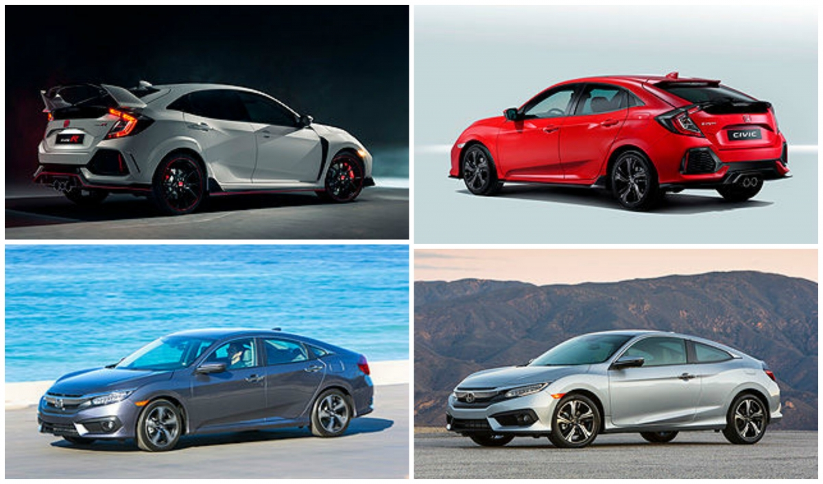 honda civic spotted  tapukara factory  india fuels   launch plans