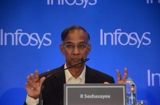 infosys, infosys chairman r seshasayee, infosys agm, seshasayee to quit
