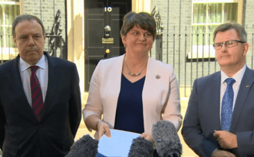 Theresa May Strikes Deal With DUP After Weeks of Uncertainty