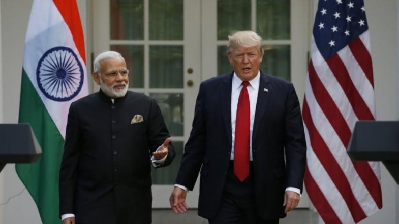 Trump says US-India ties have never been stronger and better