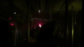 Subway riders left in the dark after train derails in Harlem