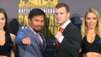 Pacquiao ready for WBO title fight against Horn as he looks for Mayweather rematch