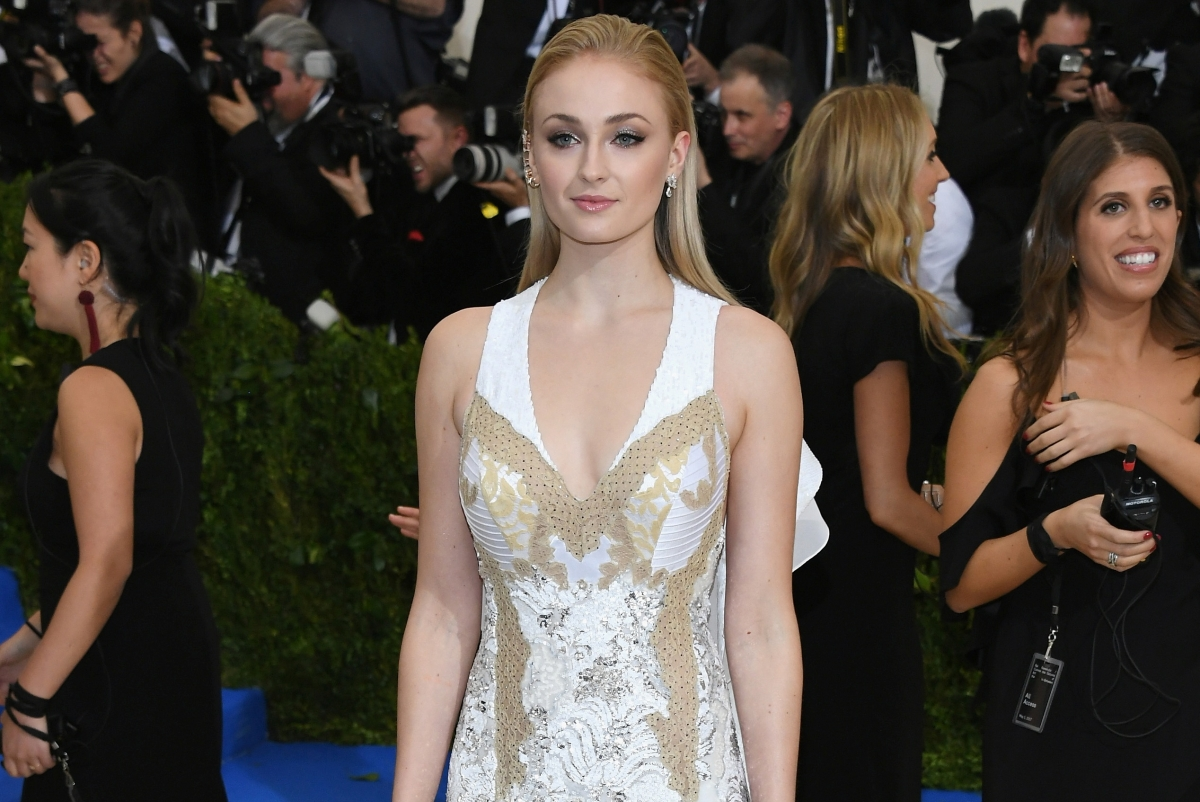 Sophie Turner Says Game of Thrones Was Her ''Sexual Education''