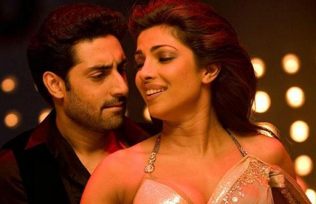Abhishek Bachchan and Priyanka Chopra's movies