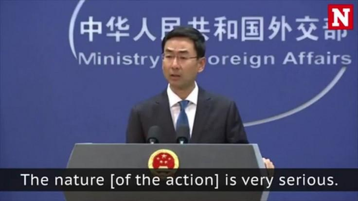 Beijing slams Indian border troops crossing into Chinese territory as very serious