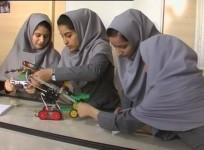 All-female Afghan robotics team denied visas to participate in competition in the U.S.