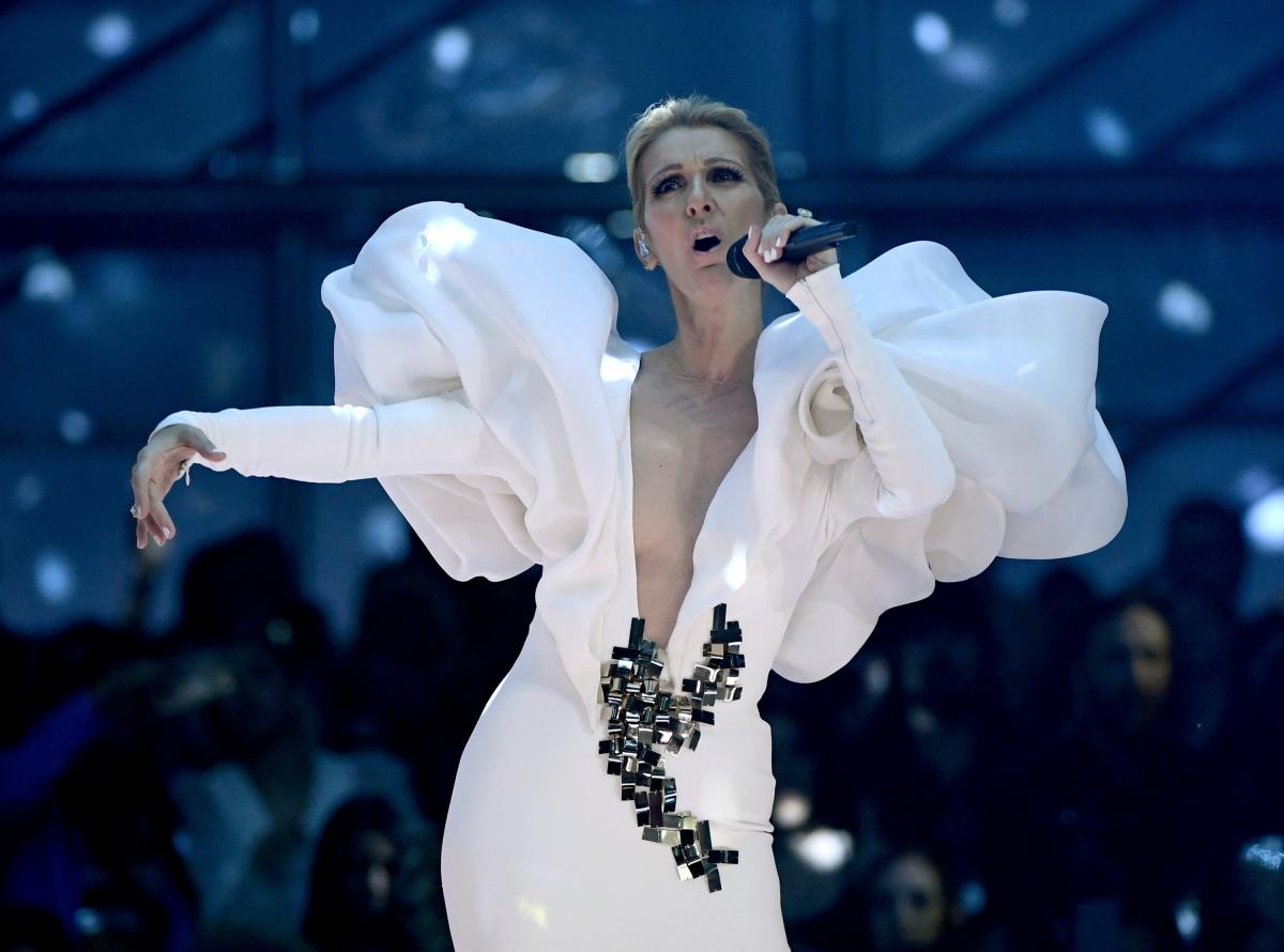 Celine Dion Poses Naked for Vogue