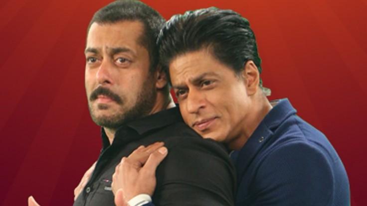 Salman Khan and Shah Rukh Khan's bromance story