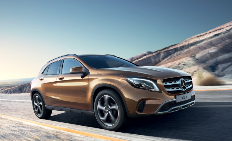 GST impact: 2017 Mercedes-Benz GLA facelift launched with reduced price