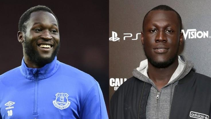 Irish Newspaper mistakes Grime Star Stormzy for Romelu Lukaku