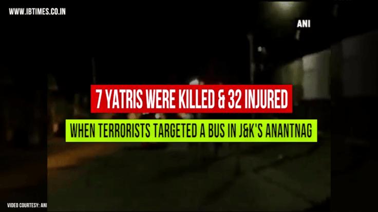 Amarnath Yatra Attack