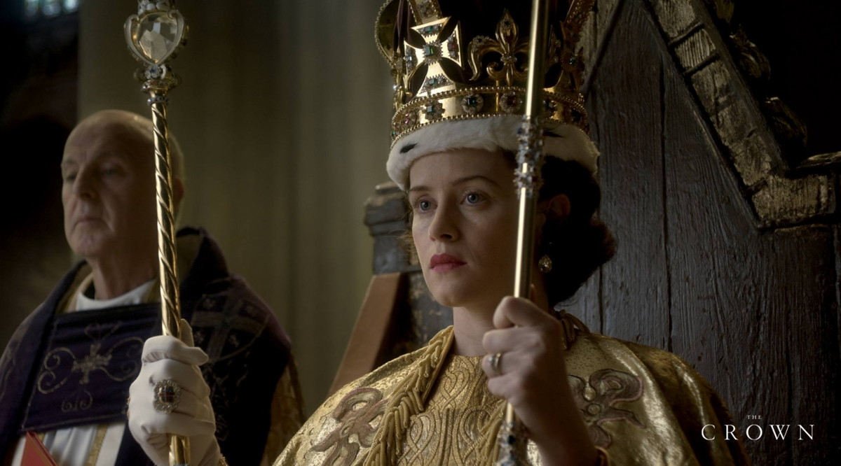 the crown season 2 air date and spoilers claire foy spills the beans about the netflix show. Black Bedroom Furniture Sets. Home Design Ideas