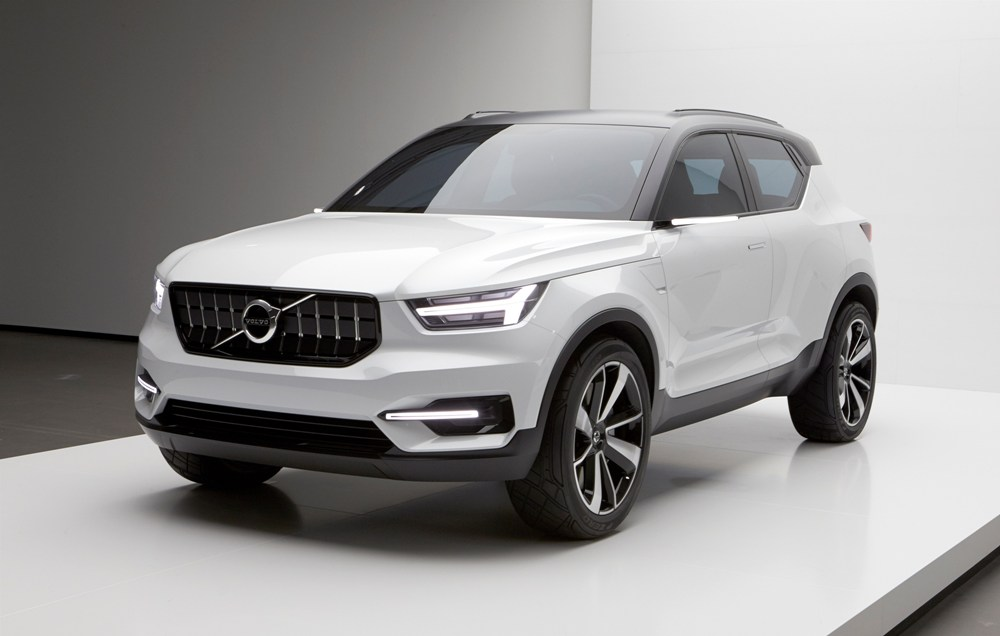 volvo xc40 compact suv coming soon will it pose a challenge to jeep compass. Black Bedroom Furniture Sets. Home Design Ideas