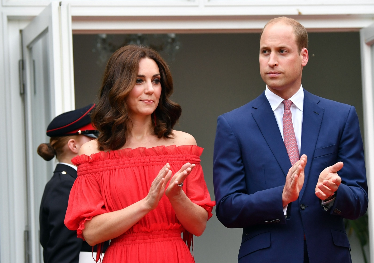 Kate Middleton Pregnancy Duchess Of Cambridge Ruling Out