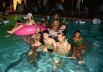 A view of DIVE Swim Week Opening Party at Freehand Miami on July 20, 2017 in Miami, Florida.