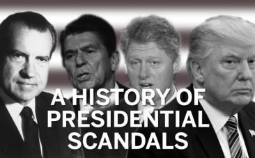 From Watergate to Trumps links with Russia: A brief history of US presidential scandals