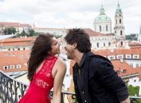 Shah Rukh Khan-Anushka Sharma in Jab Harry Met Sejal