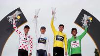 Chris Froome wins fourth Tour De France title