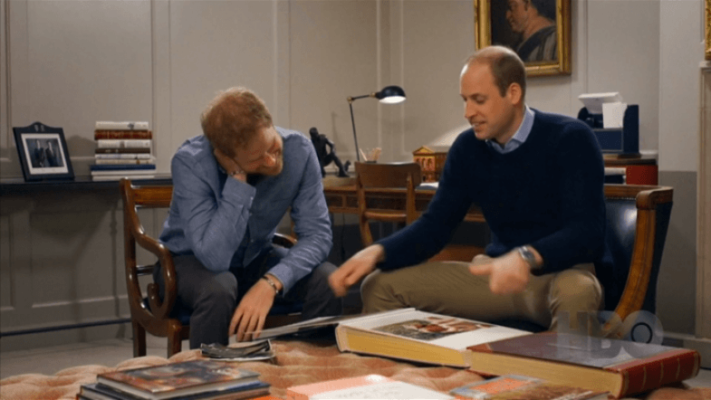 Prince William and Harry reveal Dianas private side in telling new documentary