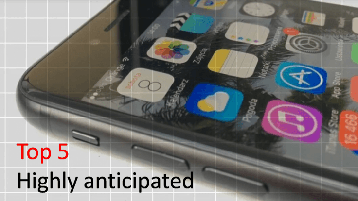 Apple iPhone 8 - Top 5 highly anticipated features