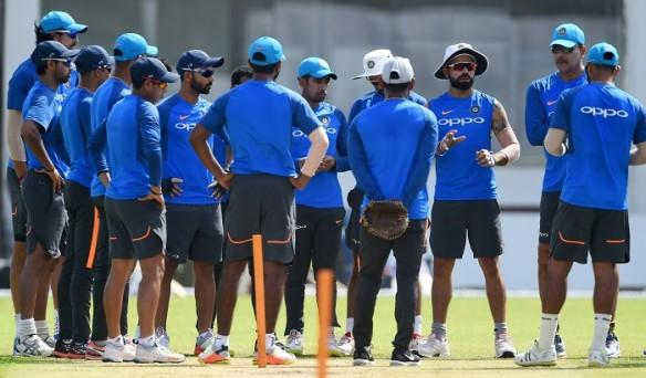 Virat Kohli, Ravi Shastri, India, Sri Lanka, 1st Test