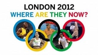 What happened to the biggest stars of the London 2012 Olympics?