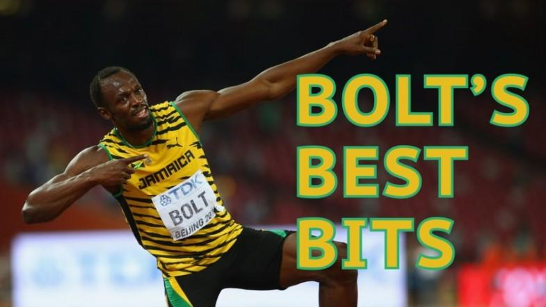 Usain Bolts funniest moments