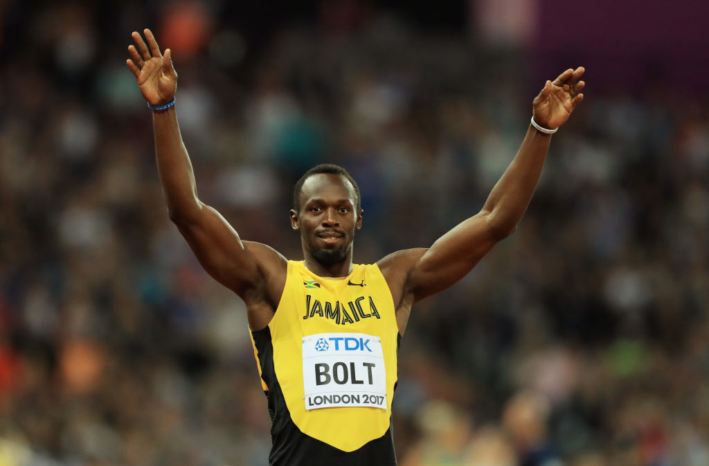 usain bolt 100m final race time  indian athletes schedule