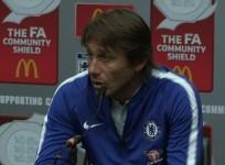 Antonio Conte Defends Making Courtois Take A Penalty In Community Shield